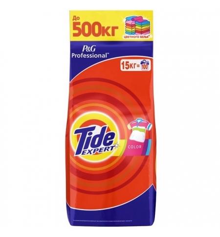 фото: Стиральный порошок Tide 15кг, Color, автомат