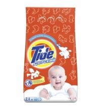 Стиральный порошок Tide 2.4кг, детский, автомат