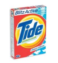 Стиральный порошок Tide 450г, белые облака, автомат