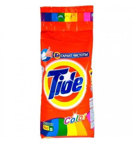 фото: Стиральный порошок Tide 9кг, Color, автомат