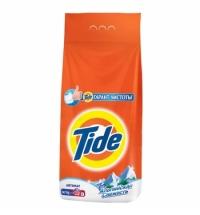 Стиральный порошок Tide 9кг, альпийская свежесть, автомат