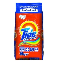 Стиральный порошок Tide Absolute 15кг, Color Professional, автомат