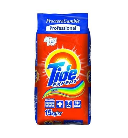 фото: Стиральный порошок Tide Absolute 15кг, Color Professional, автомат