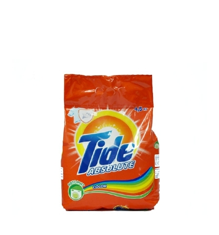 фото: Стиральный порошок Tide Absolute 4.5кг, Color, автомат