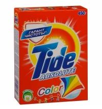 Стиральный порошок Tide Absolute 450г, Color, автомат