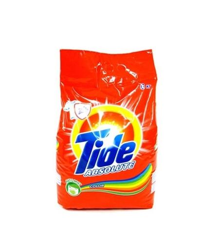 фото: Стиральный порошок Tide Absolute 6кг, Color, автомат
