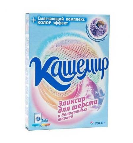 фото: Стиральный порошок Аист Кашемир 350г, для шерсти/ деликатных тканей, универсальный