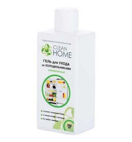 фото: Чистящее средство для холодильников Clean Home 200мл, гель