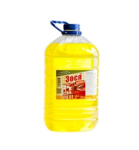 фото: Моющее средство Зося 5л, цитрус