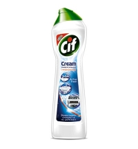 Универсальное чистящее средство Cif Active 500мл, фреш, с микрогранулами, крем