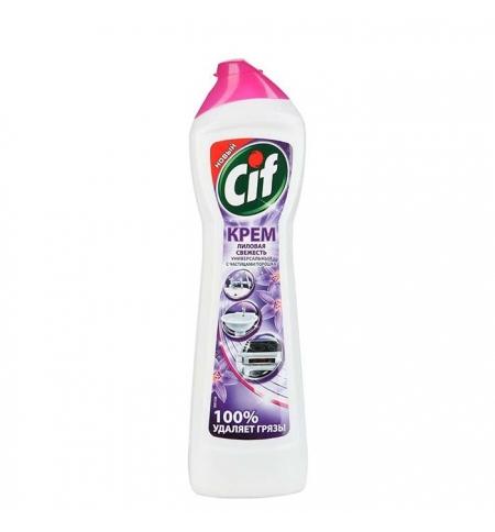 фото: Универсальное чистящее средство Cif Aroma 500мл, лиловая свежесть, крем