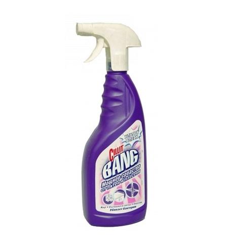 фото: Универсальное чистящее средство Cillit Bang Ультра блеск 750мл, антипятна+гигиена, спрей