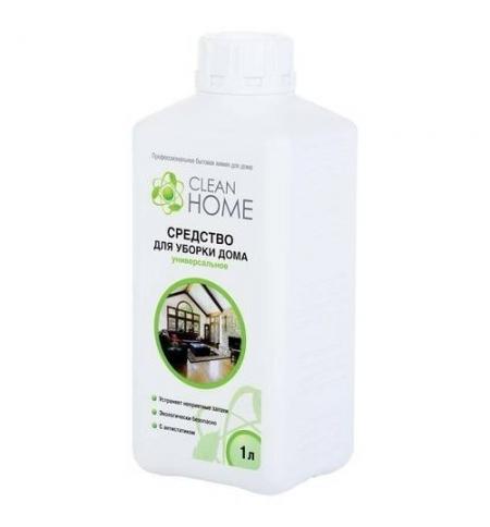 фото: Универсальное чистящее средство Clean Home 1л, для уборки дома, жидкость