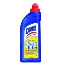 Универсальное чистящее средство Comet Двойной эффект 500мл, лимон, гель