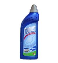 Универсальное чистящее средство Comet Двойной эффект 500мл, луговые травы, гель