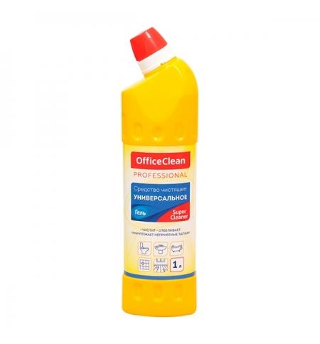 фото: Универсальное чистящее средство Officeclean SuperCleaner 1л, гель