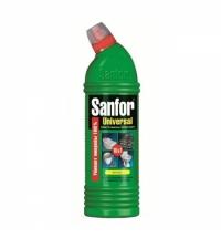 Универсальное чистящее средство Sanfor 10в1 750мл, universal, гель