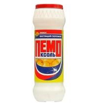 Универсальное чистящее средство Пемоксоль 400г, лимон, порошок