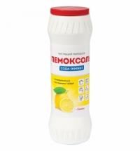 Универсальное чистящее средство Пемоксоль Сода-эффект 400г, лимон, порошок