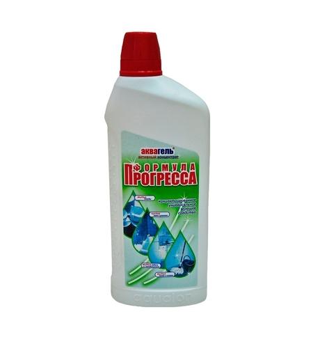 фото: Универсальное чистящее средство Прогресс 750мл, формула прогресса, гель