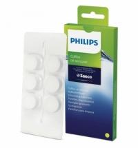 Очищающие таблетки Philips CA6704/10 для очистки от кофейных масел, 6шт