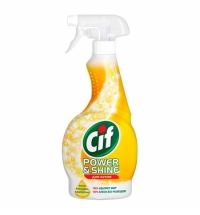Чистящее средство для кухни Cif Power&Shine 500мл, спрей