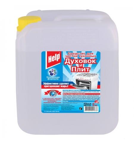 фото: Чистящее средство для кухни Help 5л, для духовок и плит, гель