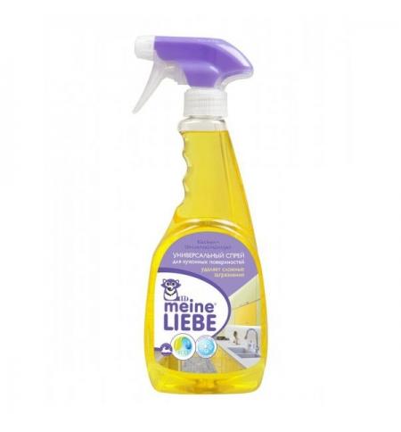 фото: Чистящее средство для кухни Meine Liebe 500мл, лимон, концентрат, спрей