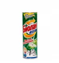 Чистящее средство для кухни Биолан 400г, сочное яблоко, порошок