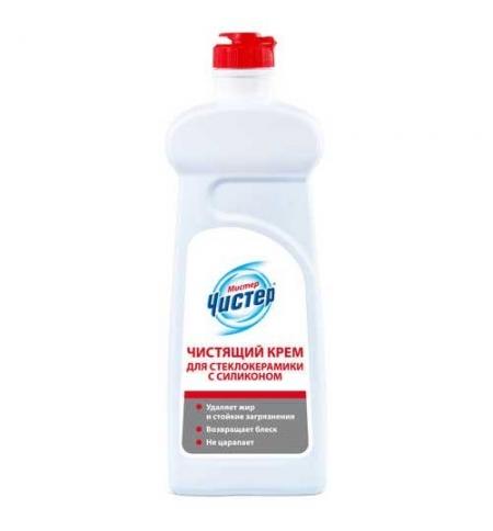 фото: Чистящее средство для стеклокерамики Мистер Чистер 250мл, крем