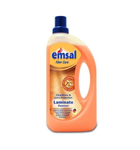 фото: Средство для мытья пола Emsal 1л, для ламината, жидкость