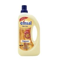 Средство для мытья пола Emsal 1л, для паркета, жидкость