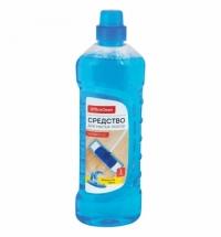 Средство для мытья пола Officeclean Универсал 1л, морской бриз