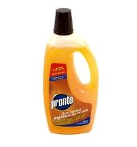 Средство для мытья пола Pronto 750мл, для деревянных поверхностей, жидкость