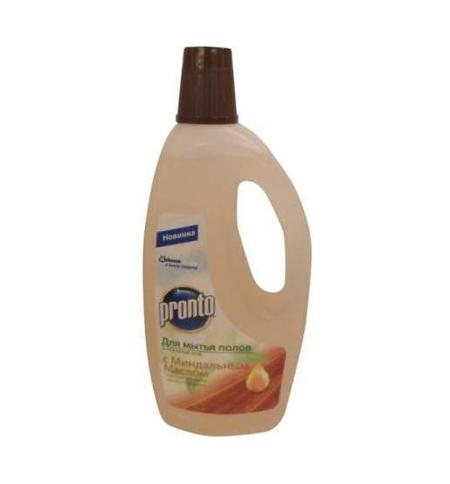 фото: Средство для мытья пола Pronto 750мл, миндаль, жидкость