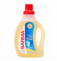Средство для мытья пола Sarma 750мл, лимон, гель