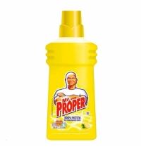 Средство для мытья пола и стен Mr Proper 500мл, лимон, жидкость