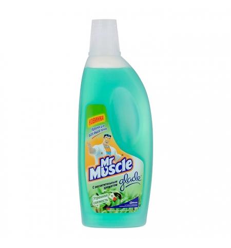 фото: Универсальное чистящее средство Мистер Мускул 500мл, после дождя, жидкость