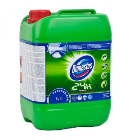 фото: Моющее средство Domestos Professional 5л, для ежедневной уборки туалетных комнат