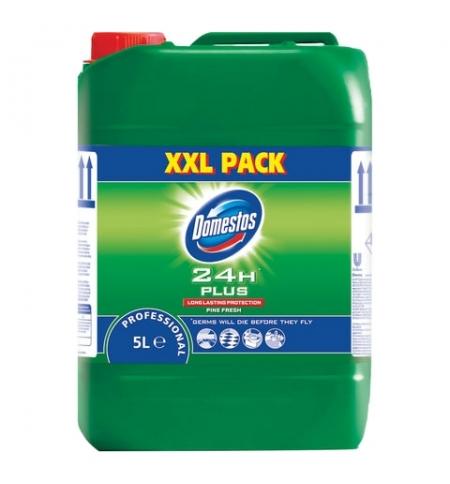 фото: Моющее средство Domestos Professional Pine Fresh 5л, для ежедневной уборки, 7518953