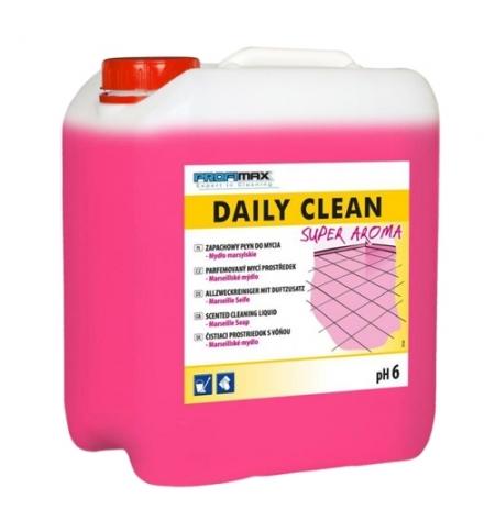 фото: Чистящее средство Lakma Daily Clean Super Aroma 5л, для кафеля и керамических поверхностей