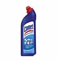 Чистящее средство для сантехники Comet океанский бриз, 1л, гель