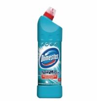Чистящее средство для сантехники Domestos 1л, свежесть атлантики, гель