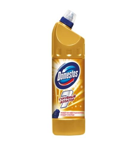 фото: Чистящее средство для сантехники Domestos 1л, ультра блеск, гель