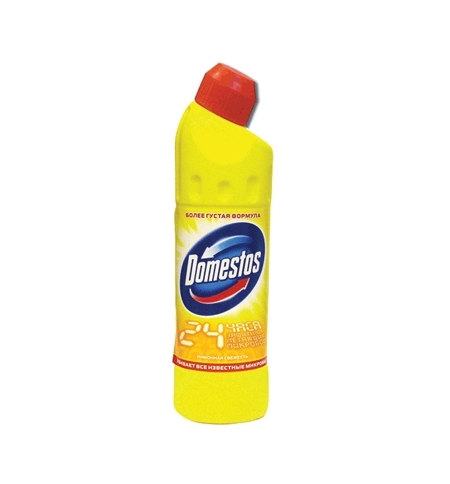 фото: Чистящее средство для сантехники Domestos 500мл, ассорти, гель