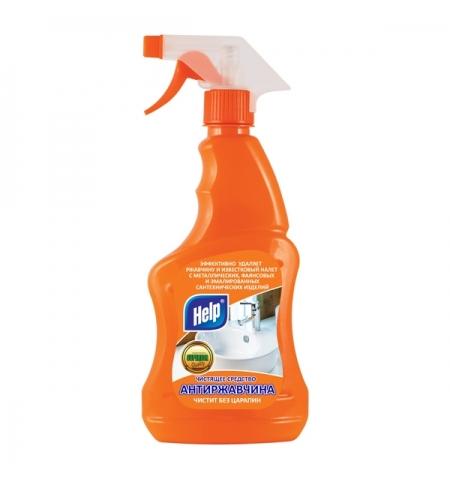 фото: Чистящее средство для сантехники Help 500мл, антиржавчина, спрей