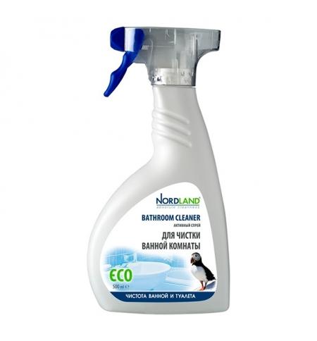 фото: Чистящее средство для сантехники Nordland 500мл, спрей
