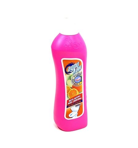 фото: Чистящее средство для сантехники Адрилан 500мл, для эмалированных ванн, с цветочным ароматом, гель