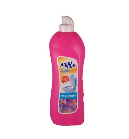 фото: Чистящее средство для сантехники Адрилан 500мл, от ржавчины, с цветочным ароматом, гель