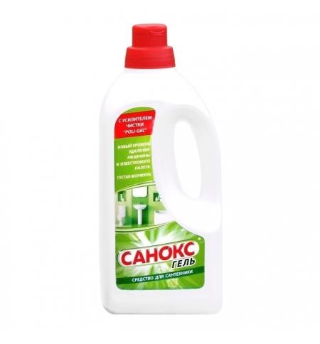 фото: Чистящее средство для сантехники Аист Санокс 1.1л, гель